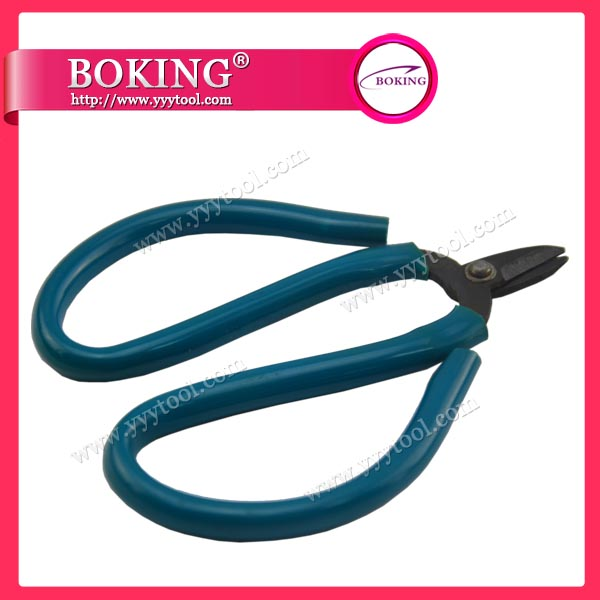 Blue Handle Chain Scissors