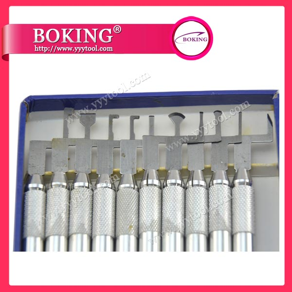 10PCS Wax Knife