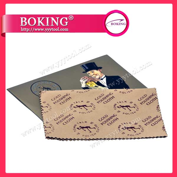 Town Talk Gold Jewellery Cloth