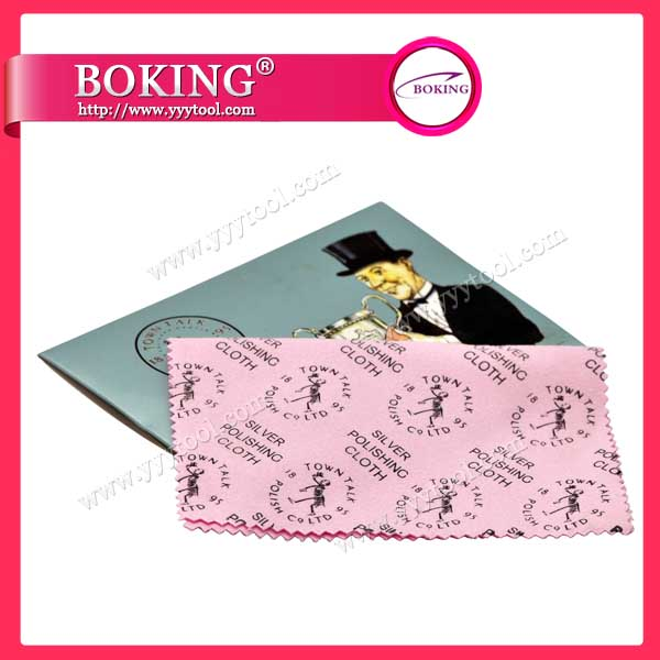 Town Talk Sivler Jewellery Cloth