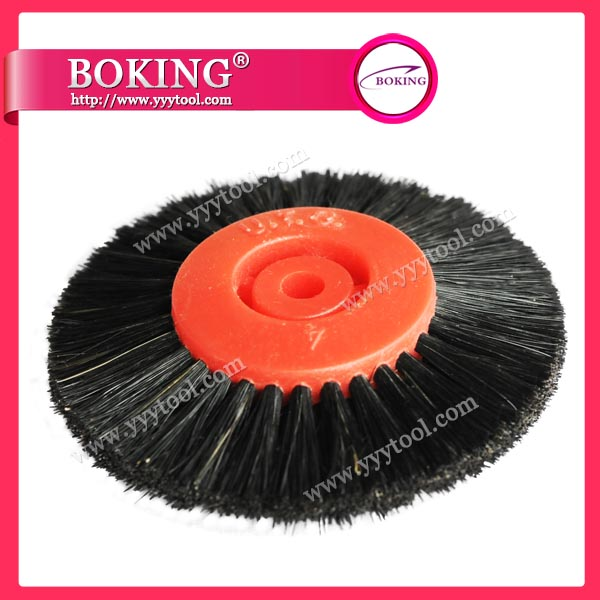 Moulded Plastic Centre 4 Row Brush