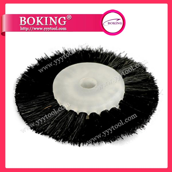 Moulded Plastic Centre 3 Row Brush