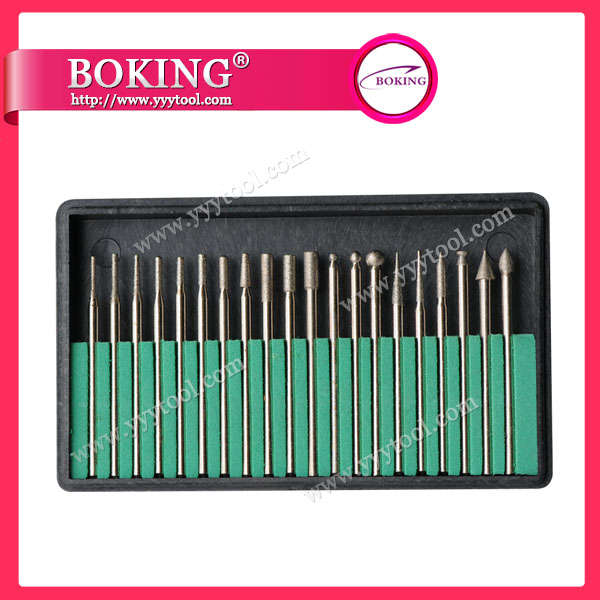 Diamond Burs Set of 20 PCS