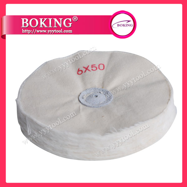 Loose Cotton Buffing Wheel