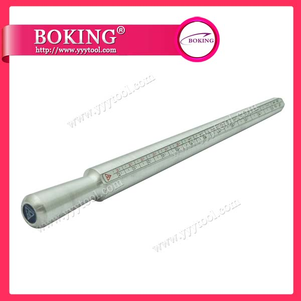 Ring Size Measuring Stick